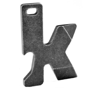 Kershaw 4 Inch K-Tool BlackWash Key Ring