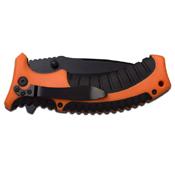 Elk Ridge ER-A934 Spring Assisted Folding Knife 5 Inch Closed