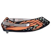 MTech USA A1005 Mirror Polished Blade Folding Knife