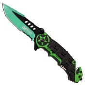 MTech USA MT-A1008 Spring Assisted Folding Knife