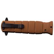 MTech USA A905 4.75 Inch Rubberized Folding Knife