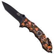 Master USA MU-A031TN Spring Assisted Folder Knife