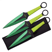 Perfect Point 9 Inch 3 Pcs Throwing Knife Set