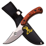 ELK Ridge TA-28WD - Fixed Blade Knife -  8 Inch