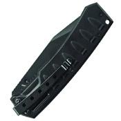 Smith & Wesson Bullseye Linerlock Serrated Folding Knife