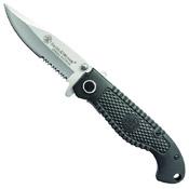 Smith & Wesson Folding Serrated Pocket Folding Knife