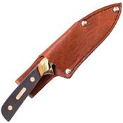 Schrade Old Timer 156OT Lil Finger Plain Edge Blade Fixed Knife