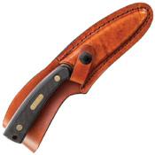 Schrade Old Timer 158OT Guthook Skinner 7Cr17 Steel Blade Fixed Knife