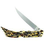 Schrade Uncle Henry Lockback Fillet Folding Knife