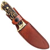 Schrade 183UH Uncle Henry Elk Hunter Skinning Blade Fixed Knife