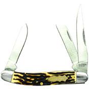 Uncle Henry Premium Stock 7Cr17MoV Steel Blade Pocket Folding Knife
