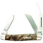 Schrade 8OT Old Timer Senior 7Cr17MoV Steel Blade Folding Knife