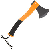 Schrade SCAXE2O - Survival Hatchet Orange Handle