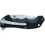 Schrade SCH109 Black G10 Handle Folding Knife