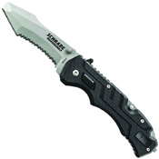 Schrade First Response Rescue Folder Stainless Steel Knife