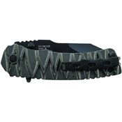 Schrade M.A.G.I.C. Dual Action Open Liner Lock Folding Knife