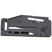 SOG Access Card 2.0 Tactical Black Folding Knife
