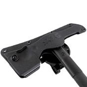 SOG HDN-F01 Molded Hard Nylon Sheath for F01 Tomahawk - Black