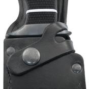 SOG Black Leather Sheath for Creed Fixed Blade Knife