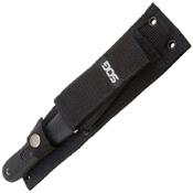 Pentagon Dagger Shape Fixed Blade Knife w/ Sheath