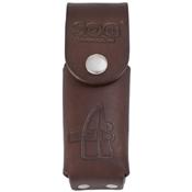 Powerlock W/V-Cutter - Leather Sheath