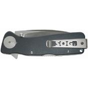SOG Twitch XL Graphite Handle Knife