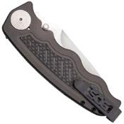 Zoom Drop Point Blade Folding Knife
