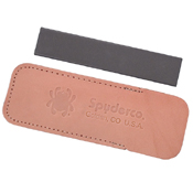 Spyderco Ceramic Pocket Stone Sharpening Stone with Case