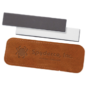 Double Stuff 1 x 5 Inch Sharpening Stone with Case