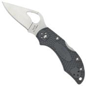 Spyderco Byrd Robin 2 Clip-Point Folding Blade Knife