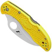 Spyderco Tasman Salt 2 Hawkbill Folding Knife