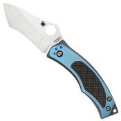 Spyderco Henningsson Vrango Carbon Fiber Folding Knife