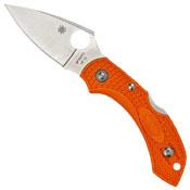 Spyderco Dragonfly 2 Leaf-Shape Folding Blade Knife