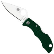 Ladybug 3 LGREP3 Plain Edge Folding Blade Knife