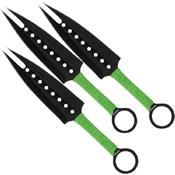 United Cutlery Black Legion Triple Terror 3 Pieces Thrower Knife