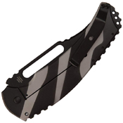 United Cutlery Willumsen Urban Tac Blondie Black Folding Knife