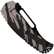 United Cutlery Willumsen Urban Tac Blondie Black Folding Blade Knife