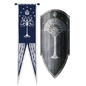 United Cutlery Second Age War Shield