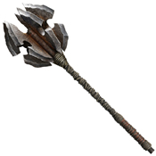 United Cutlery The Defiler Hobbit Mace Of Azog