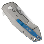 Zero Tolerance 0456 Plain Edge Blade Folding Knife